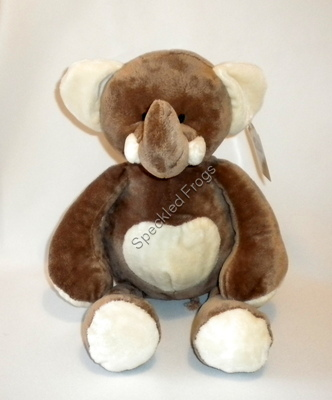 Elli Plush toy 25cm tall when seated